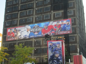 Nice banner with all 7 canadian teams