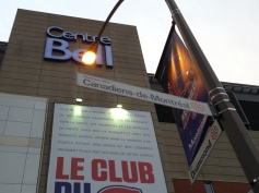 The street in front of the Bell Centre has been renamed after the team.