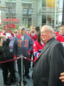 Former coach Jacques Demers