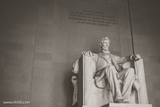The Lincoln Memorial is stunning. Great tribute to a man who shaped his nation.