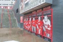 Wings alumni. Missing Mr Hockey?