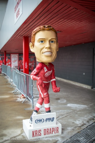 Giant Kris Draper Bobble Head???
