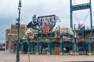Home of the Detroit Tigers