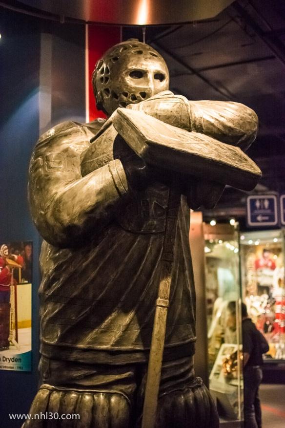 Ken Dryden Statue