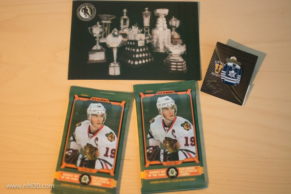 Some Hall of Fame souvenirs. Man, I haven't bought hockey cards in at least 20 years!