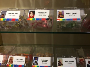 Dylan's Candy Bar offers your favourite celebrities sweets of choice.