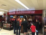 At O'Hare airport