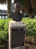 Statue of Cody Fowler